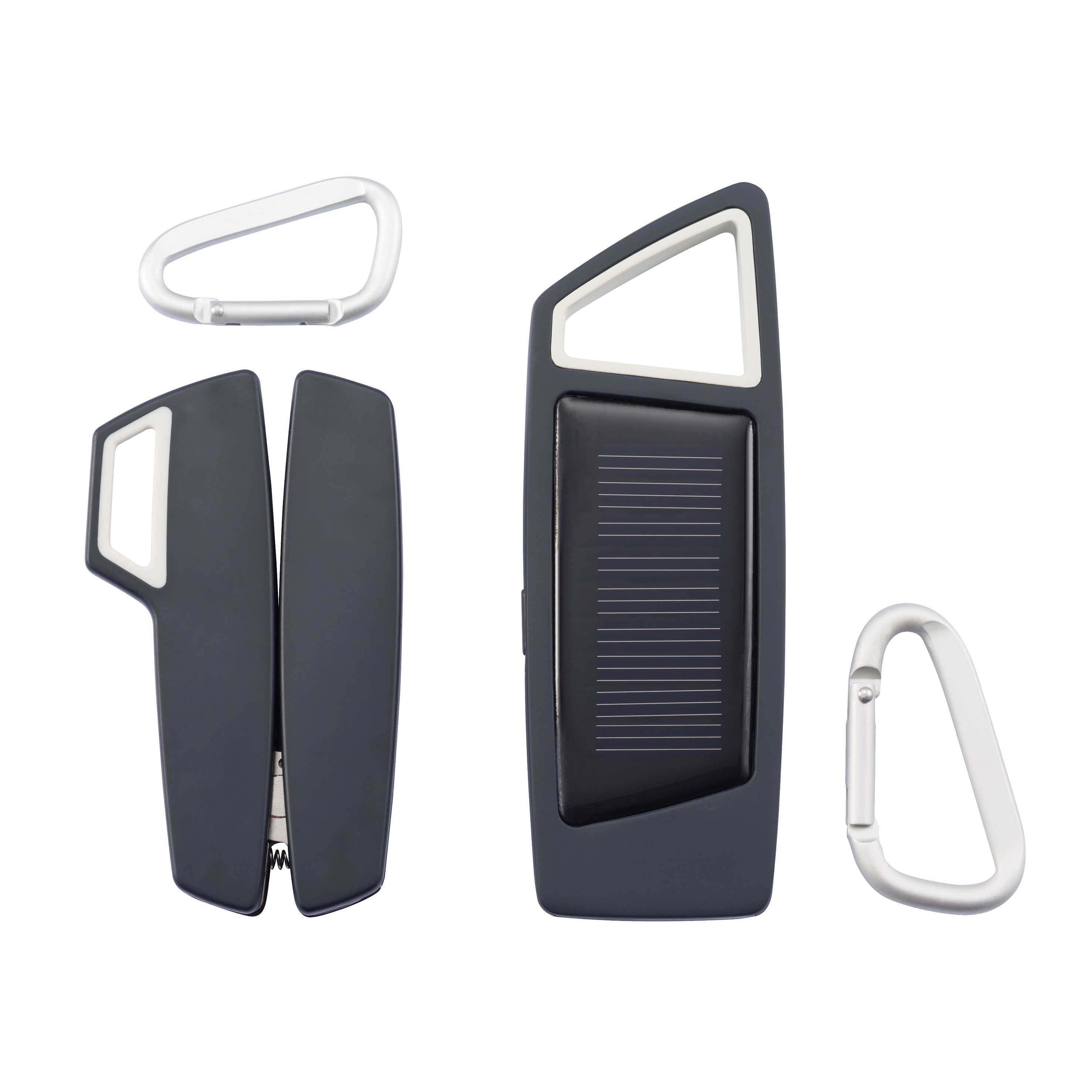 Tovo set solar torch & multitool